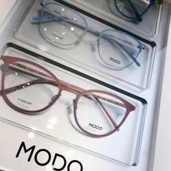 Titanium options with MODO