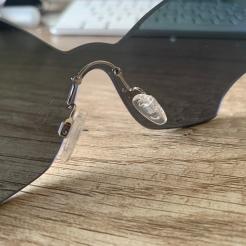 Silicone Clip-in