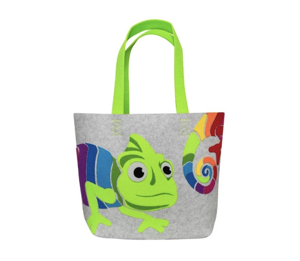 Tote bag by Felted